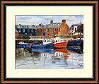 Arbroath Fishing Boats